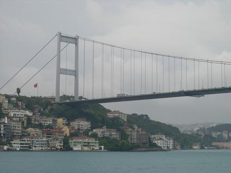 Fatih Sultan Mehmet Bridge