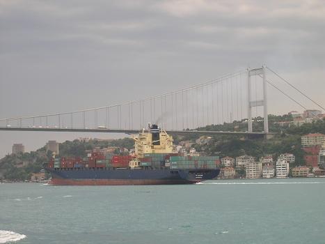 Pont Fatih Sultan Mehmet