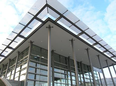 Messe Leipzig - Eastern entrance hall