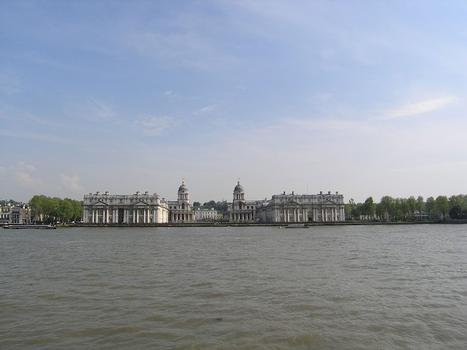 Universität Greenwich (Royal Naval College), London