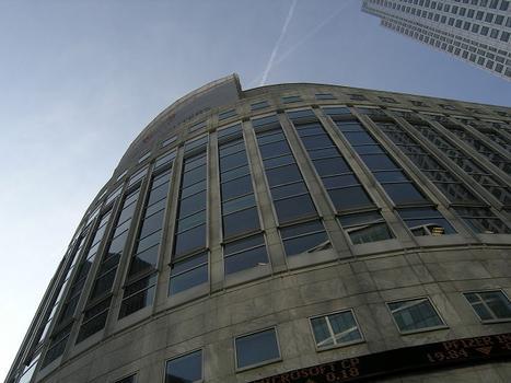 Canary Wharf Complex, London