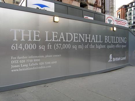 122 Leadenhall Street
