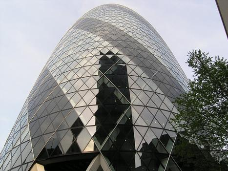 Swiss Re Tower, London