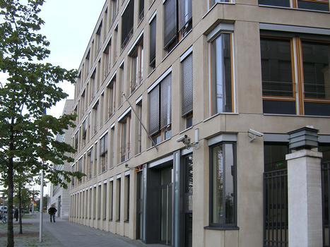 Malaysian Embassy, Berlin.