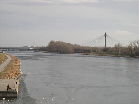 Donaustadtbrücke, Wien