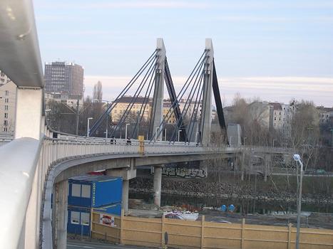 U6 Donaukanalbrücke, Wien