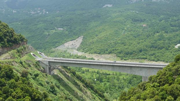 Metsovitikos Bridge, Griechenland