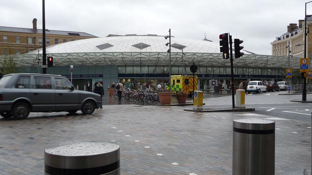 King's Cross Station, London