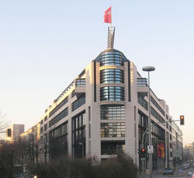 Willy-Brandt-Haus, Berlin
