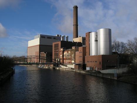 Berlin-Charlottenburg, Heizkraftwerk