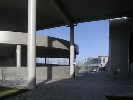 Southern Parking Garage at Berlin Südkreuz Station