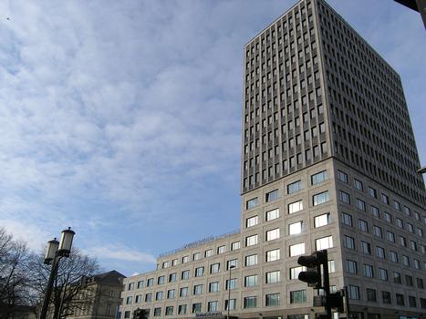 Dorint Novotel, KPM Quartier, Berlin-Charlottenburg
