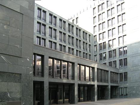Verbändehaus, KPM Quartier (Wegelystraße)