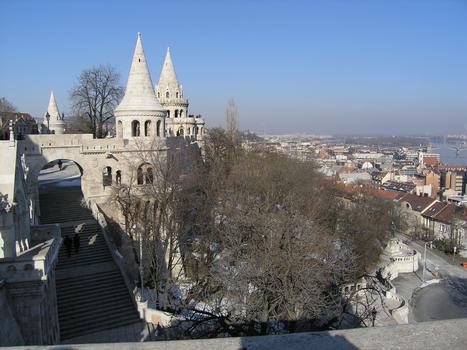 Fishermen's Bastion, Budapest