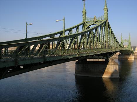 Freiheitsbrücke, Budapest