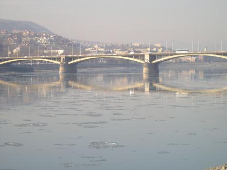 Margaretenbrücke (Margit hid), Budapest