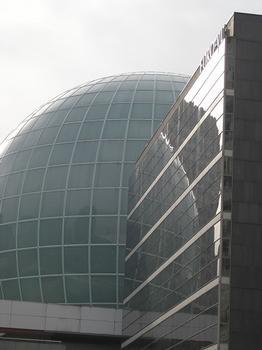 Dome Imax. La Défense