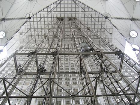 La Grande Arche, La Défense