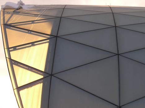 Red Bull Hangar-8, Salzburg-Airport