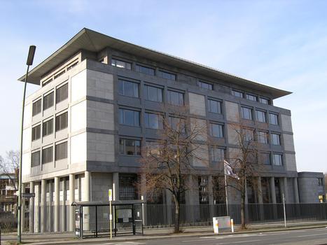 South Korean Embassy, Berlin