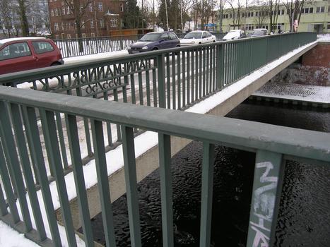 Hannemannbrücke, Berlin-Steglitz