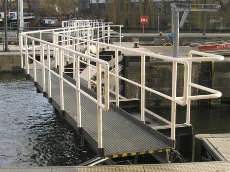 Mühlendamm Lock, Berlin