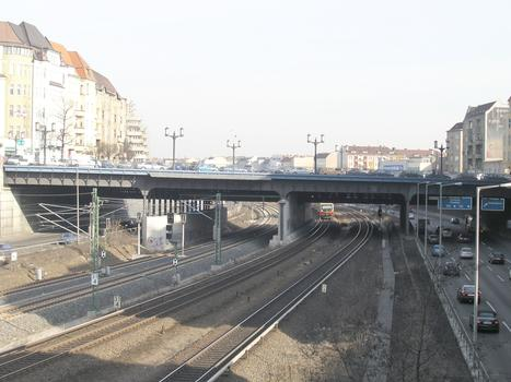 Kaiserdammbrücke, Berlin