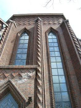 Kreuzkirche, Berlin-Schmargendorf