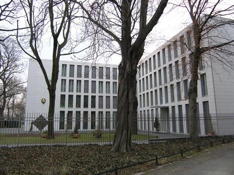 Apostolic Nuntiature, Berlin