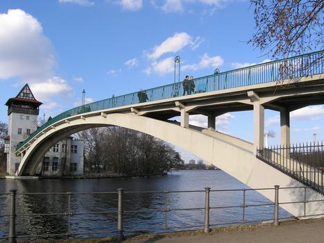 Abteibrücke, Berlin