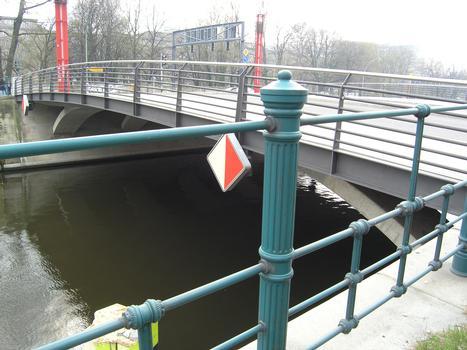 George-C. Marshallbrücke, Berlin