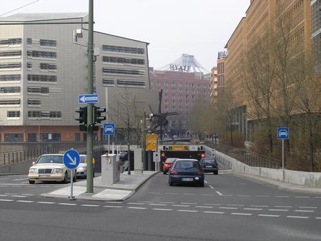 Tunnel Tiergarten Spreebogen, Berlin