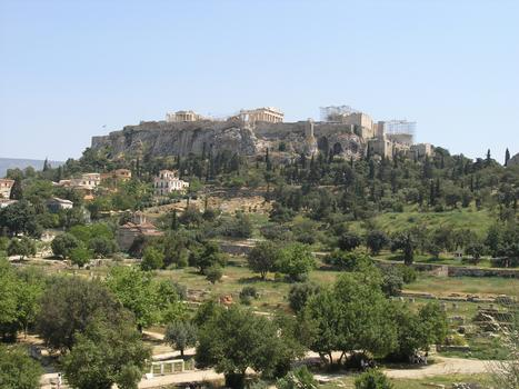Acropole, Athènes