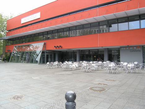 Technical University Dining Hall, Berlin.