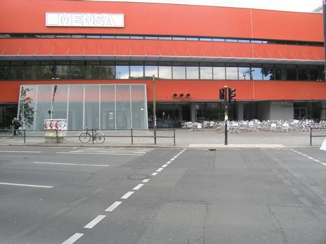Cantine de l'Université Technique de Berlin