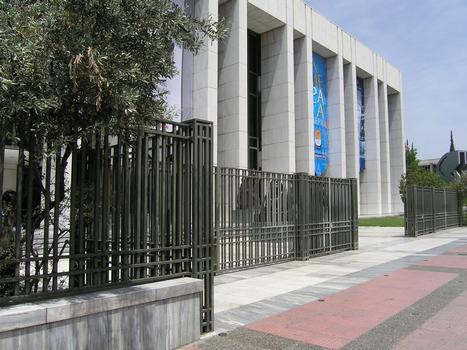 Megaro Musikis, Athens