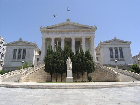 Nationalbibliothek, Athen