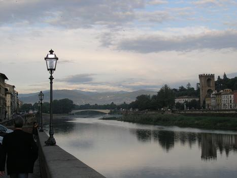 San Niccoló Bridge, Florence