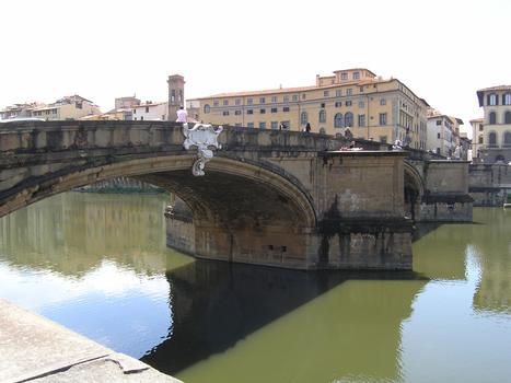 Ponte S. Trinitá, Florenz, Italien