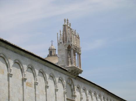 Monumental cemetary of Pisa