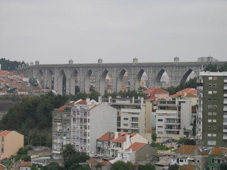Aqueduto das Águas Livres, Lissabon, Portugal