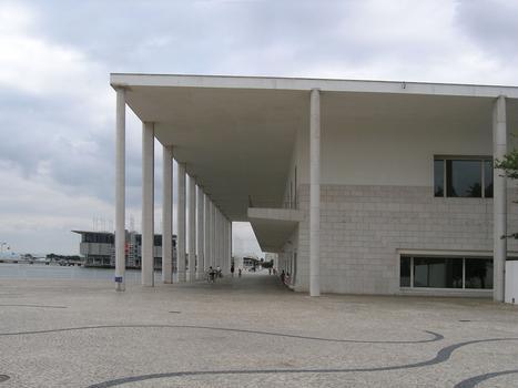 Portugiesischer Pavillon, Lissabon, Portugal