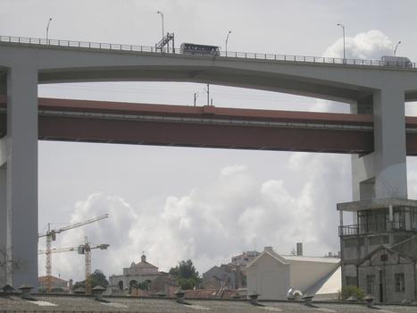 Tagus River Bridge, Lisbon