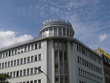 Gebäude Volkswohlbund Versicherungen, Berlin-Charlottenburg
