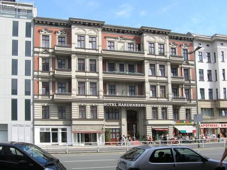 Hotel Hardenberg Berlin, Berlin-Charlottenburg