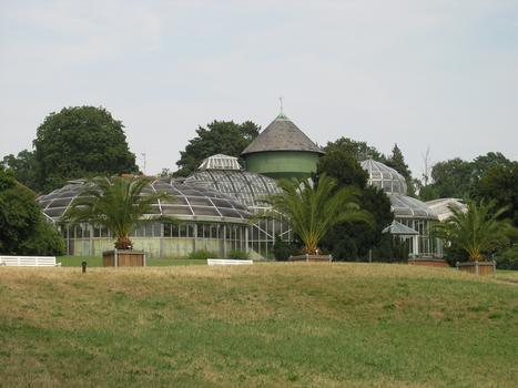Berlin Botanical GardensHouse F