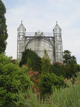 Berlin Botanical GardensMediterranean House