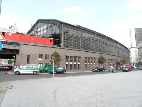 Bahnhof Friedrichstraße, Berlin