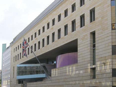 Britische Botschaft, Berlin