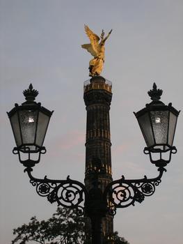 Victory column in Berlin